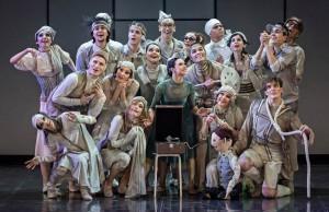 Житель Купертино стал первым американцем в академии русского балета