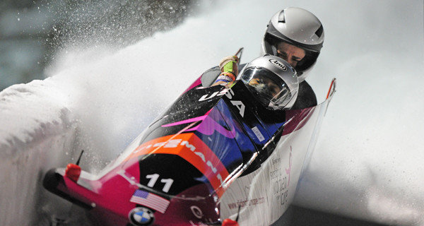 Park City FIBT Bobsled and Skeleton World Cup - Day 1