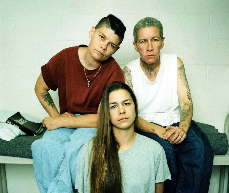 Фото заключенных девушек 6 фотография