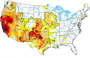 March-11-2014-US-Drought-Monitor-Map-460x300