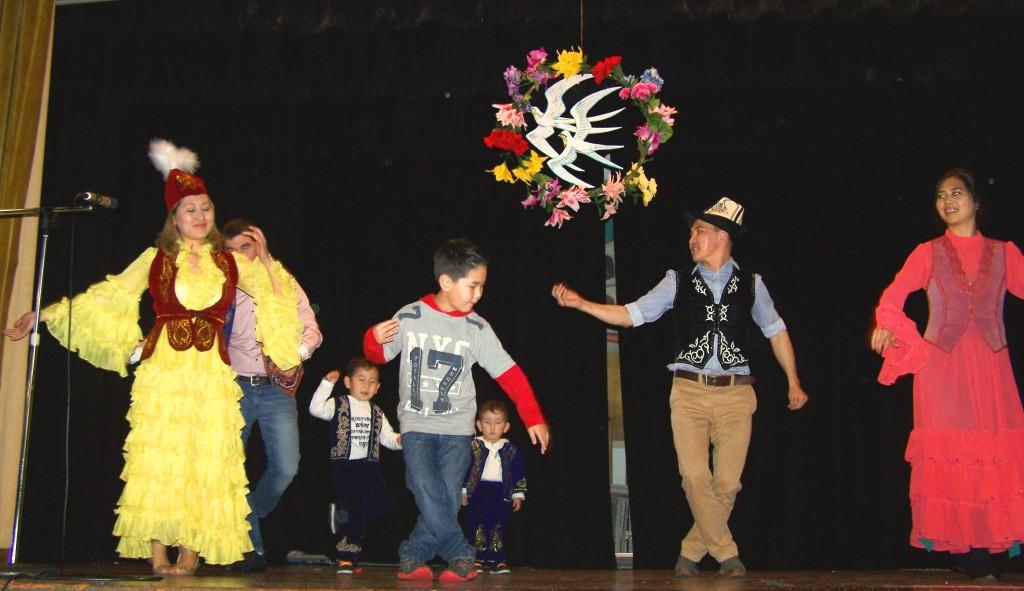 Казахские танцевальные веселые песни