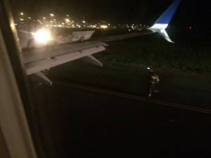 Flight-emergency