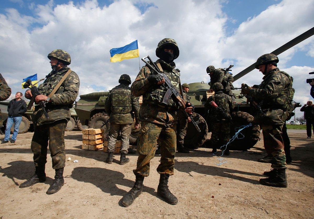 Как Америка вооружает украинскую армию