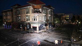 ПО ТЕМЕ: 170 человек ранено во время землетрясения в Напе