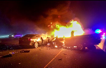 ПО ТЕМЕ: Сергей Масалов из Розвилла убил двух жителей Сан-Франциско, сгорев заживо в пикапе