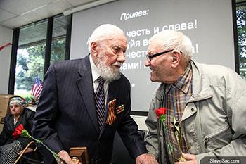 ПО ТЕМЕ: Ветераны Сакраменто отметили 70-летие Победы