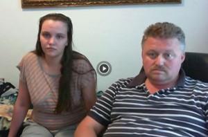 Интервью с украинской беженкой, пострадавшей на американской границе