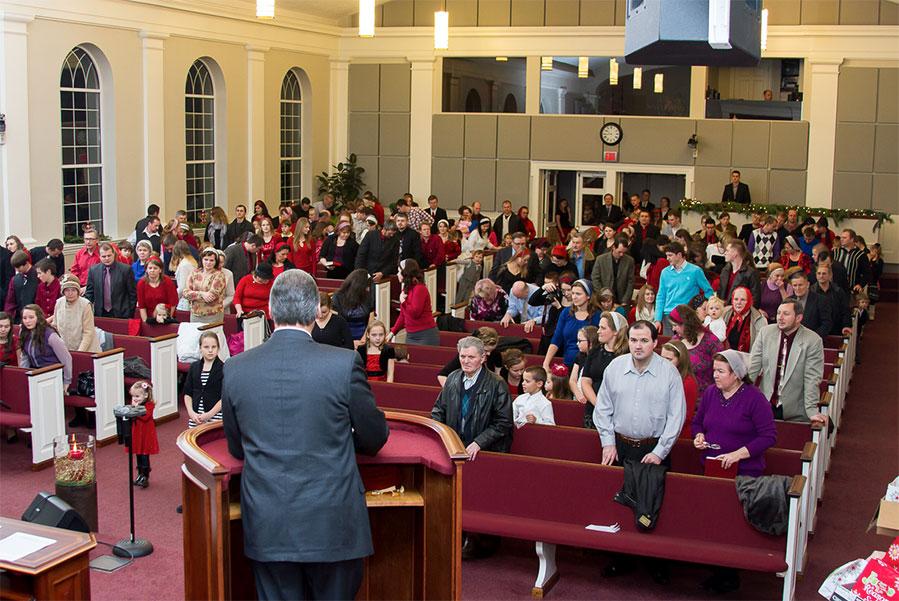 Brookhaven Slavic Evangelical Baptist Church