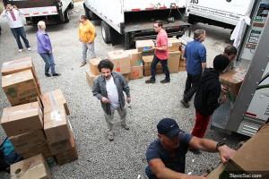 """""""Ukraine Relief"""" оказала помощи Украине на сумму в $1 млн"""