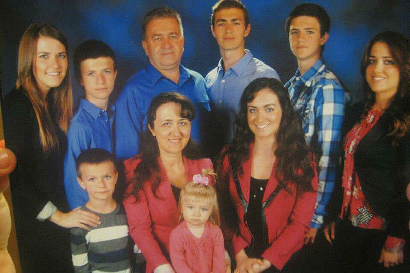 Семья Малиновских