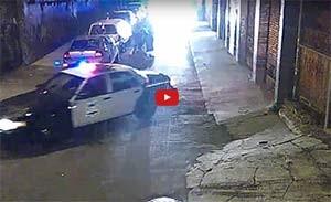 В Сан-Франциско полиция избила русскоязычного угонщика