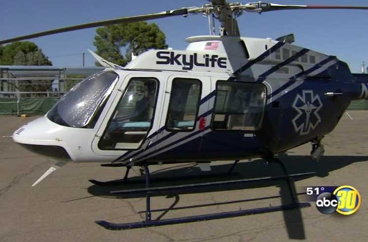 Жертвами крушения вертолета вСША стали 4 человека
