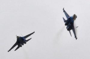Американский самолет-разведчик перехвачен российским истребителем над Балтикой