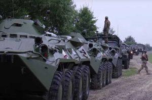 США обучают украинскую армию отражению «российской агрессии»