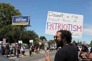 """""""Америку захлестнула волна насилия, и этого уже не скрыть"""""""