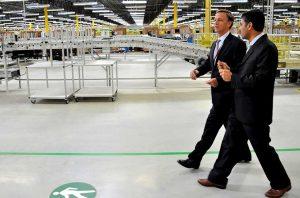Amazon планирует создать в Сакраменто 1 000 рабочих мест