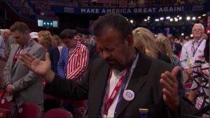 Мусульмане помолились за Трампа на съезде Республиканской партии