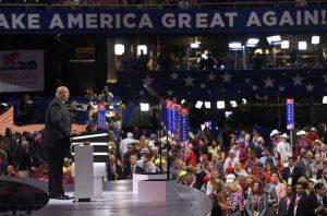 Трамп: «Мы в первую очередь будем заботиться о нашей стране»