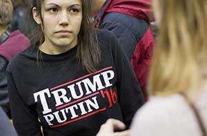 Россия пытается выиграть американские выборы?