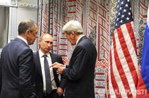 Путин: Россия хочет иметь дружеские отношения с США