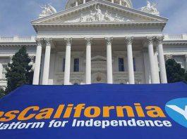 Отделение Калифорнии от США