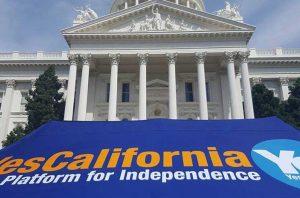 Калифорнию хотят отделить от США по крымскому сценарию