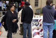 день выборов в США
