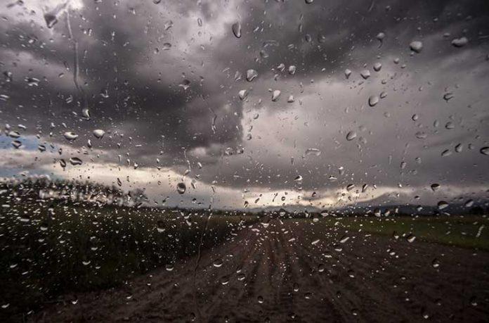 дожди в Сакраменто