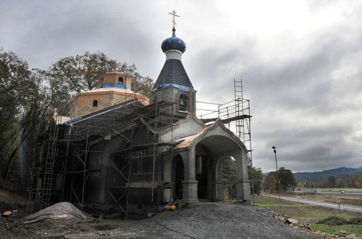 русская православная церковь в Орегоне