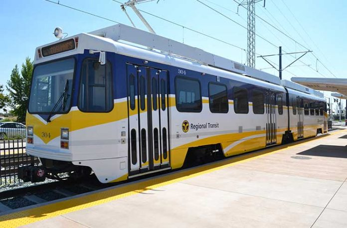 транспорт в Сакраменто