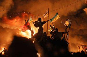 Украина в огне - документальный фильм