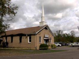 церковь В Миссисипи