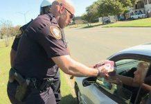 Полиция Техаса