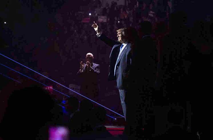 дональд трамп президент сша