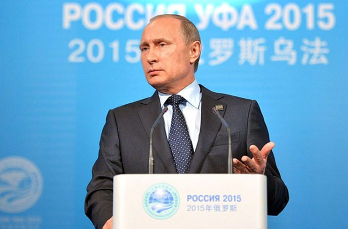 Владимир Путин посетит церемонию инаугурации Трампа