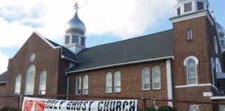 церковь в Пенсильвании