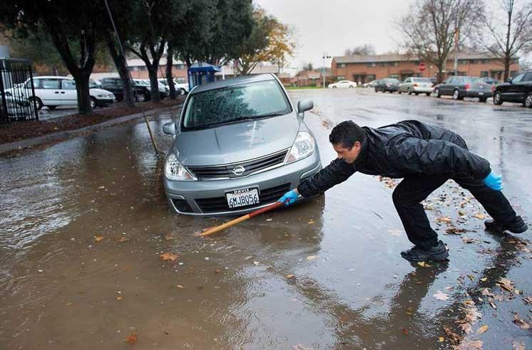 Вода в Калифорнии