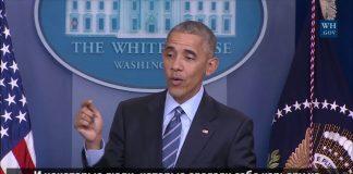 Барак Обама о России