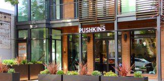"""ресторан """"Пушкин"""""""