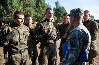 Калифорния, возможно, пошлет больше солдат в Украину