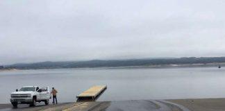 Озеро Фолсом