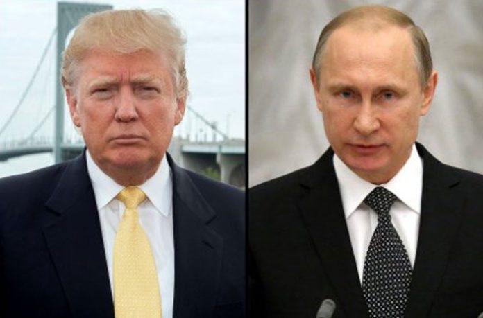 атака РФ на США