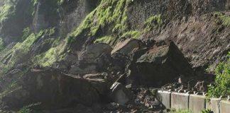 Камнепад в Сакраменто