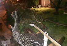 Торнадо в Сакраменто