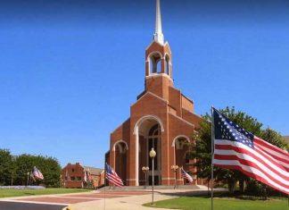 Церковь в Алабаме