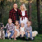 Семья в Сакраменто