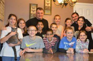 семья из Сакраменто