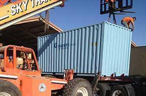 В Коста-Рике задержан контейнер, отправленный иммигрантами из Сакраменто