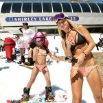 горнолыжные курорты в Калифорнии