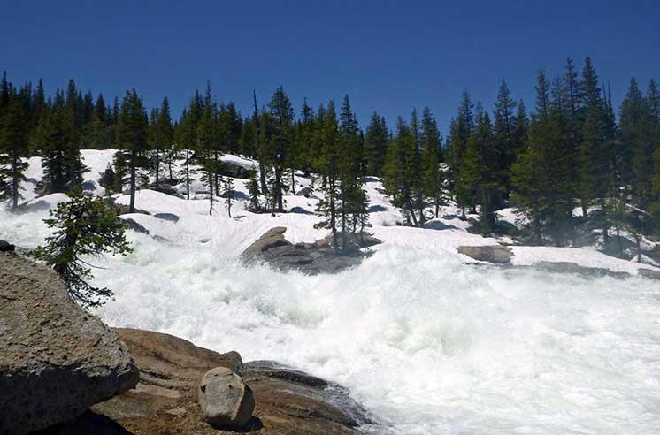 Погода в парке Йосемити